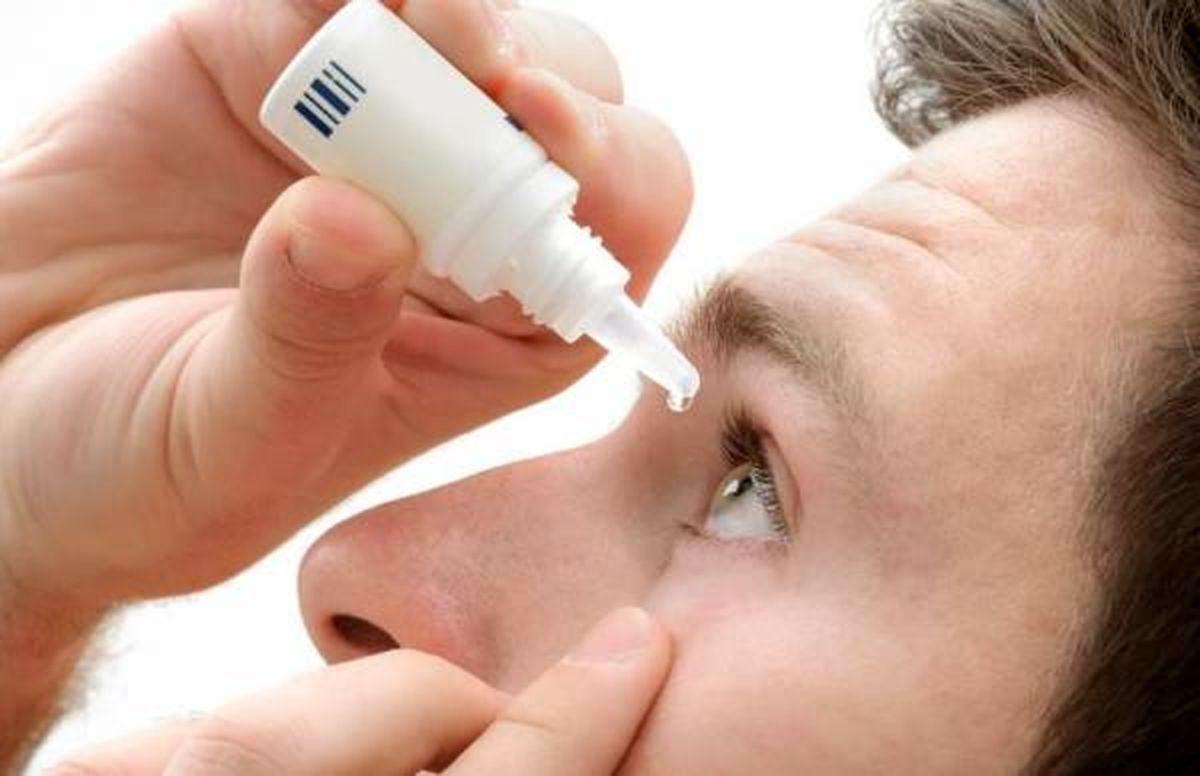 عوارض جدی مصرف خودسرانه اشک مصنوعی +عکس