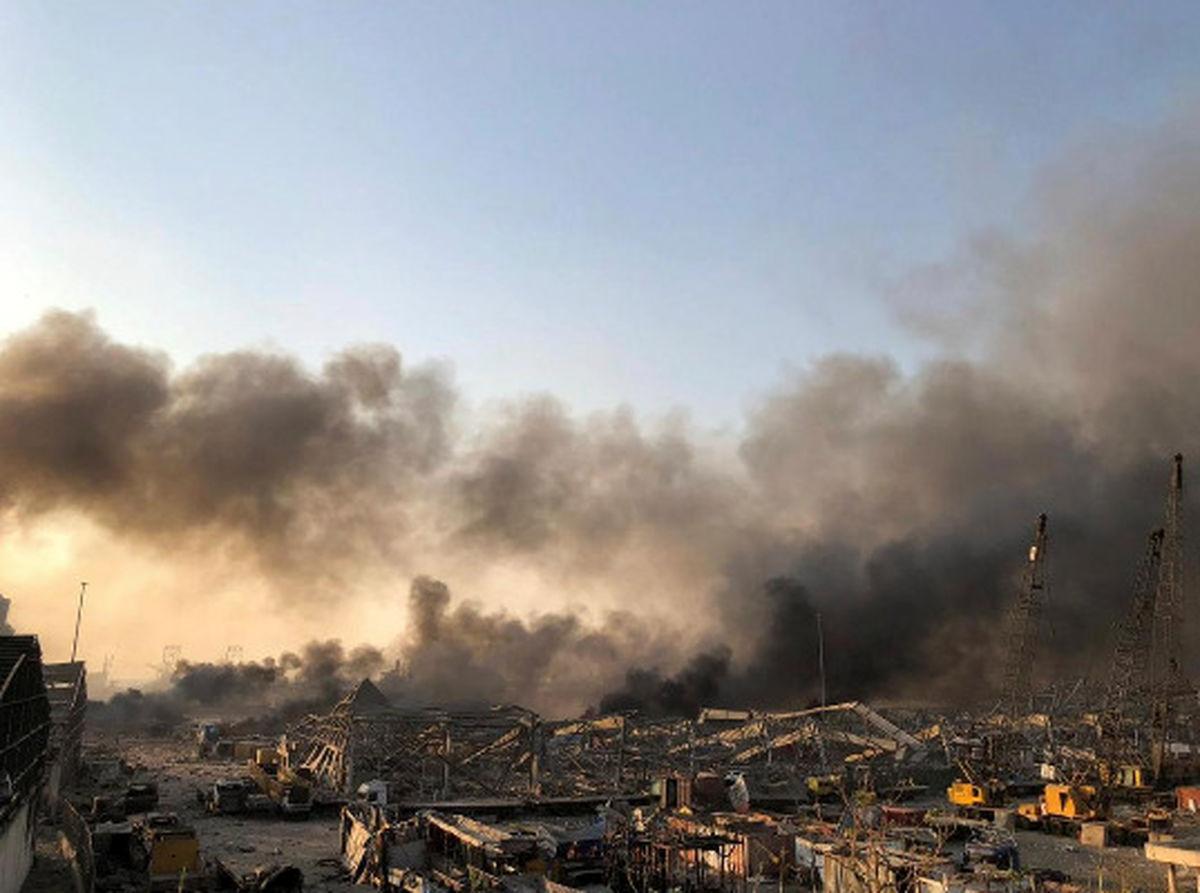 چه کسی عامل اصلی انفجار بیروت است؟ +عکس