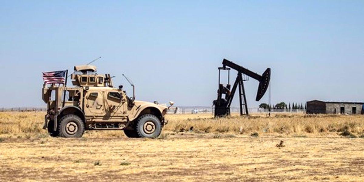 حمله راکتی به بازار سیاه قاچاق نفت سوریه