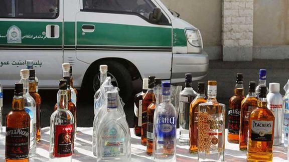 افزایش تلفات مشروبهای دستساز