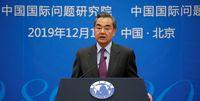 وزیر خارجه چین: آمریکا باید دست از سوءاستفاده از قدرت بردارد