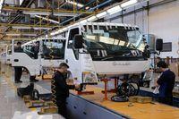افزایش ۲۰۰ درصدی تولید خودروهای تجاری