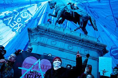 معترضان آمریکایی - 31 ژانویه