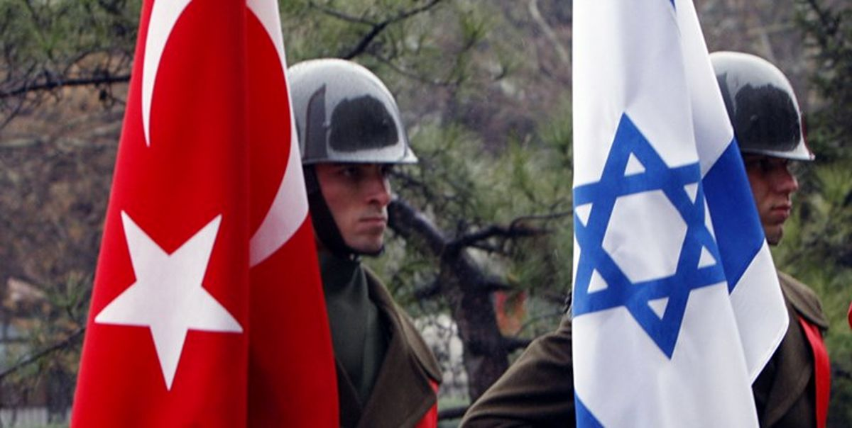 سطح روابط دیپلماتیک رژیم صهیونیستی و ترکیه تنزل یافت