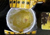 کشف ۶تن عسل تقلبی +تصاویر