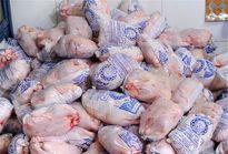 80 هزارتن ذخیره مرغ وارد بازار شد