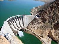 کاهش ۳۶درصدی ورود آب به سدهای کشور