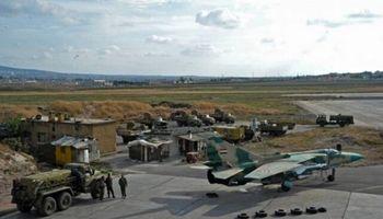 حمله موشکی به فرودگاه T-4 سوریه