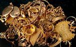 کشف 4.5 کیلوگرم طلای قاچاق در گمرک بازرگان