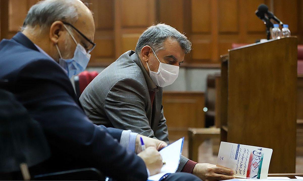 پنجمین جلسه دادگاه رسیدگی به اتهامات پوریحسینی