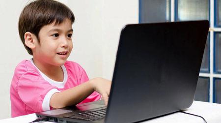 دود بازیهای رایانهای در چشم بچهها