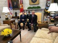 ترامپ از احتمال لغو یا تأخیر دیدار با رهبر کره شمالی خبر داد