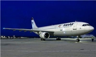 پرواز تهران-بلگراد پس از ۲۷سال وقفه برقرار شد