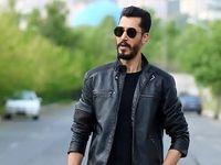 ظاهر متفاوت مجید صالحی و بهرام افشاری +عکس