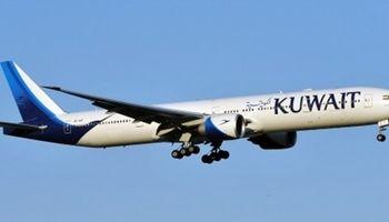 فرود هواپیمای کویتی در اسرائیل صحت دارد؟ +عکس