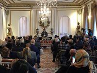 نشست تجاری ایران و انگلیس در لندن آغاز شد