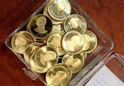 رشد دسته جمعی انواع سکه طی یک هفته/ امامی در یک هفته 142هزار تومان گران شد