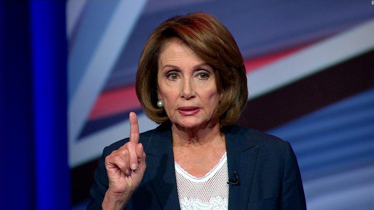 نانسی پلوسی: دولت ترامپ در قبال ایران کاملا اشتباه میکند