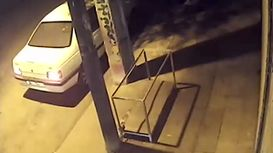 شیوه جدید سرقت خودرو! +فیلم