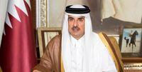 تأکید امیر قطر بر حق فلسطینیها در ایجاد کشور مستقل