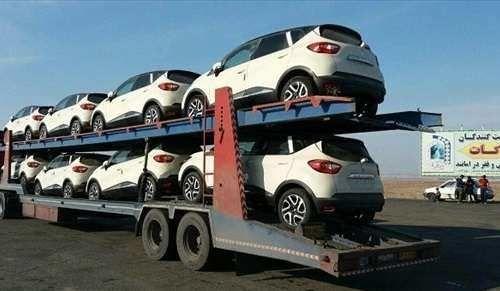 هر اتفاقی در کشور میافتد واردات خودرو را متوقف میکنند/ احتمال آزادسازی واردات طی ماههای آتی