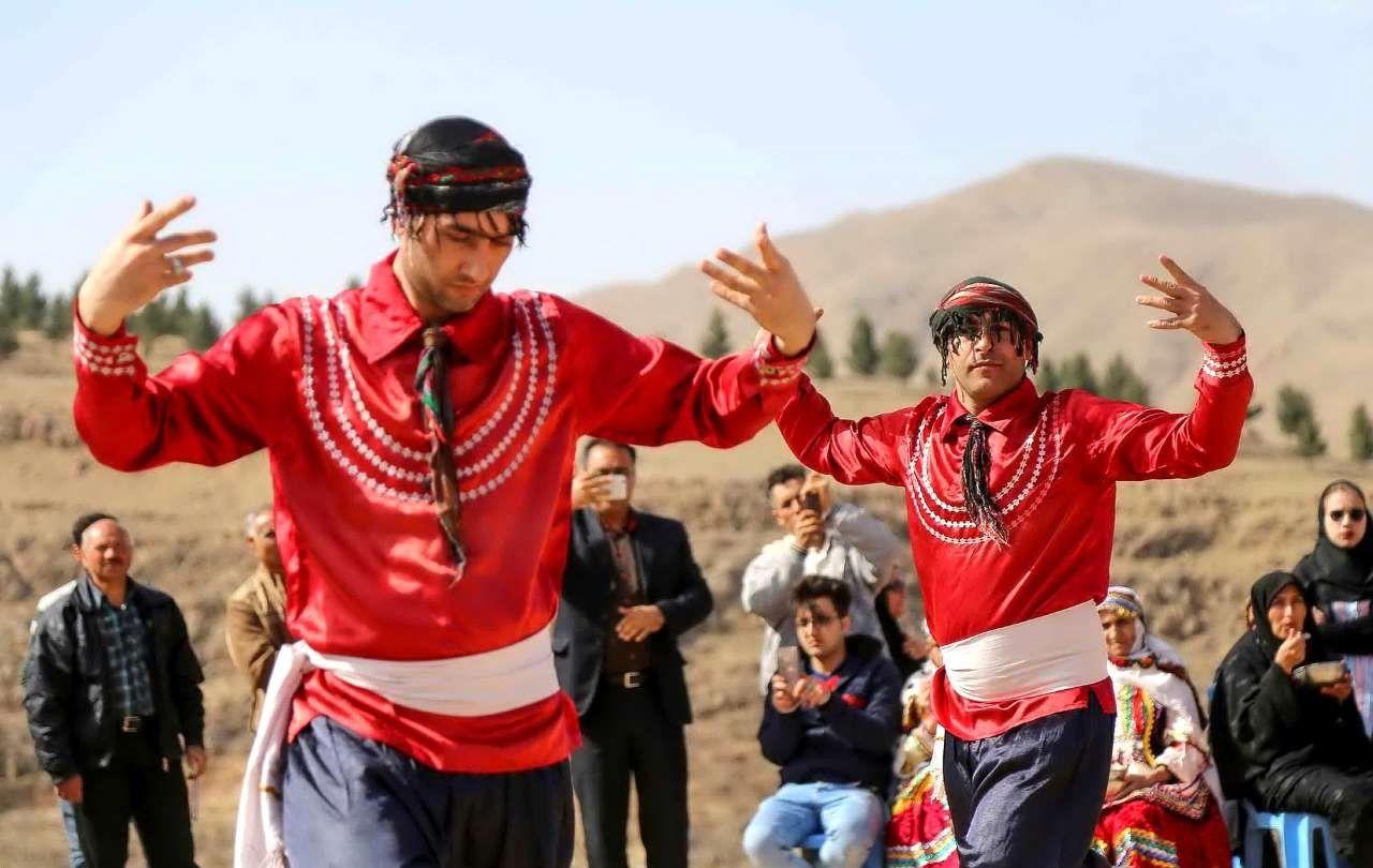 جشنواره بازی های بومی و محلی خراسان شمالی