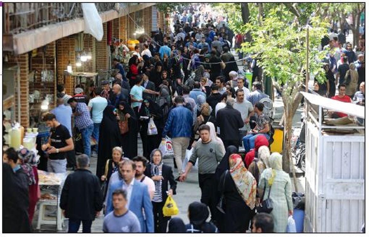 آینده جمعیت در ایران