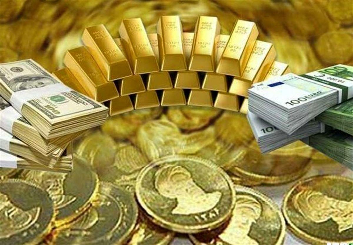 ریزش شدید قیمت سکه در آغاز مردادماه
