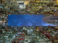 زندانی در میان آسمانخراشها! +عکس
