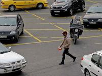 جریمه عابران پیاده در آخرین روزهای قرن