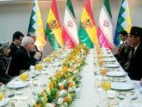 رایزنی ظریف و وزیر خارجه بولیوی درباره ابعاد مختلف همکاریها
