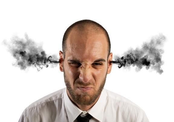 چرا افراد خشمگین می شوند؟