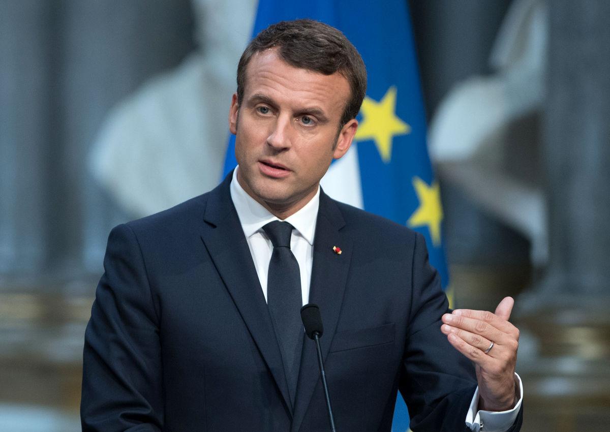 رئیسجمهور فرانسه درباره تبعات لغو برجام هشدار داد