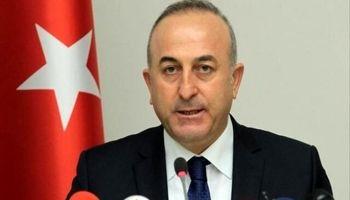 واکنش وزیر خارجه ترکیه به لغو سفر لاریجانی به استانبول
