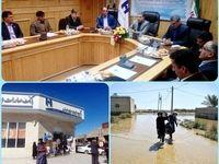 اعطای وام 50میلیون ریالی بانک صادرات به سیلزدگان سیستان و بلوچستان