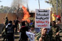 روزگار ملتهب بغداد