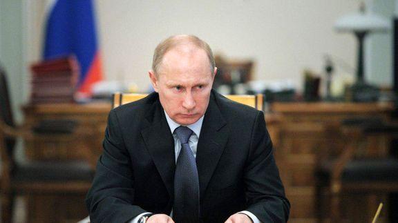 پیام پوتین به نشست امروز سران اتحادیه عرب