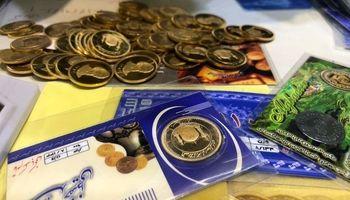 طلا و سکه هفته را کاهشى تمام کرد
