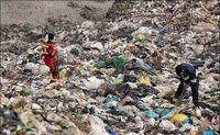 کرجیها بیش از دو برابر اروپاییها زباله تولید میکنند