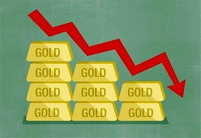 طلا تا کجا عقبنشینی میکند؟