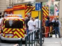 لیون فرانسه بعد از حمله تروریستی +تصاویر