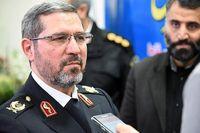 وضعیت تردد در تهران از زبان رئیس پلیس راهور +فیلم