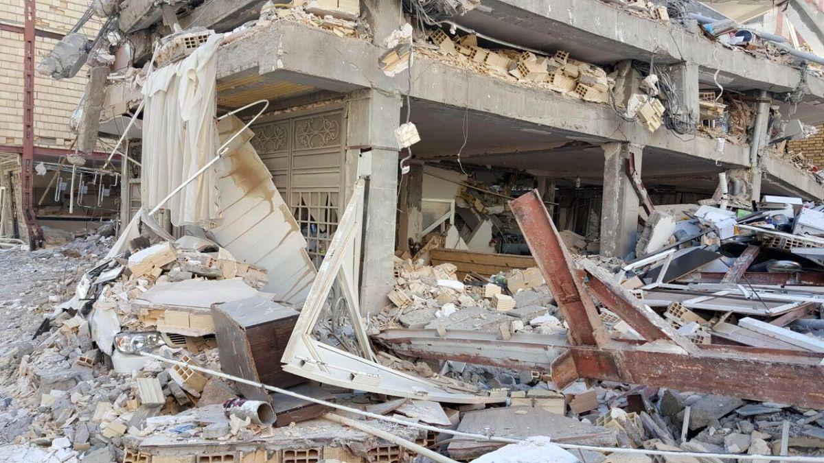 ۸۰خانه روستایی در زلزله غرب هرمزگان آسیب دید