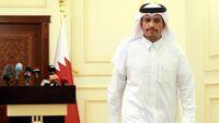 سفر وزیر خارجه قطر به ایران