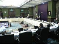 روحانی در جلسه ستاد ملی مدیریت و مقابله با کرونا +فیلم