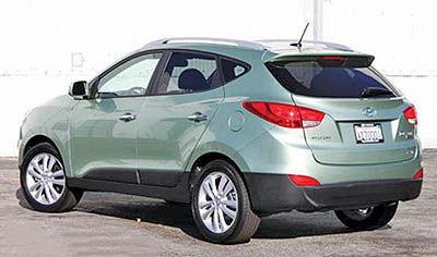 رقابت در بازار خودرو: 8 شاسیبلند جدید هیوندای
