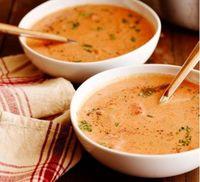 چرا سوپ خوردن باعث لاغری میشود؟