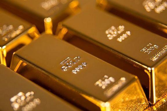 سقوط قیمت اونس جهانی طلا در آمریکا