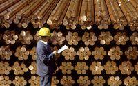 افت قیمت آلومینیوم در بورس فلزات لندن