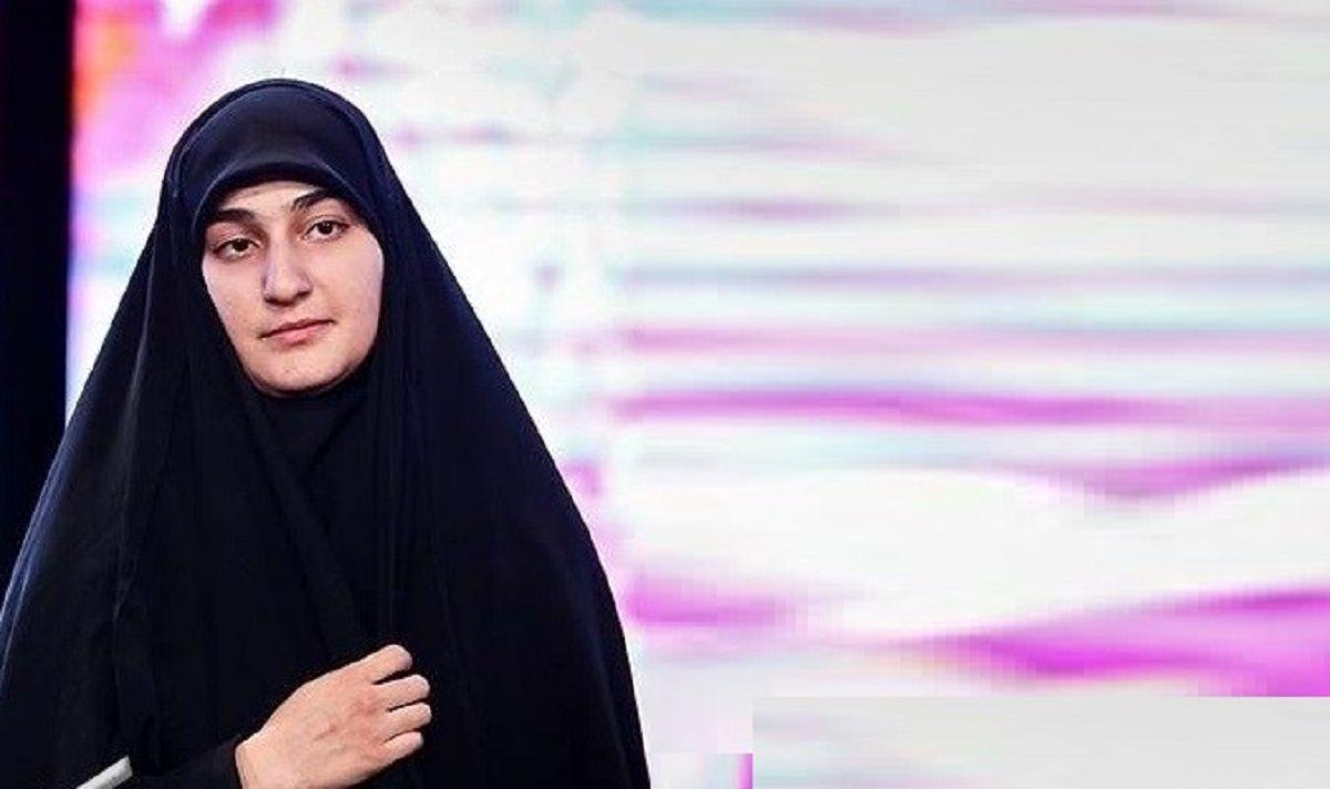 هدیه ویژه برای ازدواج دختر سردار سلیمانی +عکس